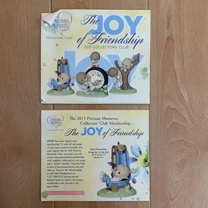 Precious Moments The Joy of Friendship Collection
